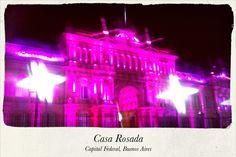 Buenos Aires, Argentina , Casa Rosada March 2012