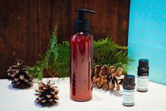 Sprchový gel nejen pro muže, s vůní lesa Natural Make Up, Soap, Cosmetics, Beauty, Makeup, Cara Makeup Natural, Beauty Illustration, Bar Soap, Soaps