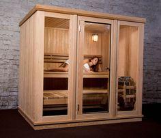 Dry Sauna Kits Indoor | Bathroom & Toilet - Designs & Ideas ...
