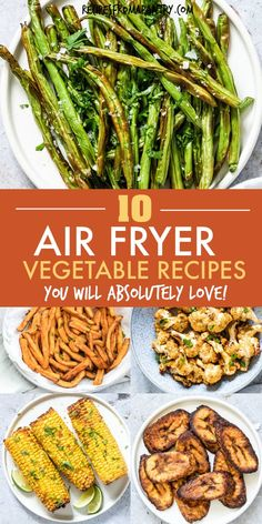 of the same old boring and bland veggies? These 10 Amazing Air Fryer Veget. Tired of the same old boring and bland veggies? These 10 Amazing Air Fryer Veget. - -Tired of the same old boring and bland veggies? These 10 Amazing Air Fryer Veget. Air Frier Recipes, Air Fryer Oven Recipes, Air Fryer Dinner Recipes, Air Fryer Recipes Vegetables, Air Fryer Recipes Cauliflower, Recipes For Airfryer, Air Fried Vegetable Recipes, Veggie Dinner Recipes, Power Air Fryer Recipes