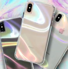 Protect your new iPhone with Case-Mate's fashion-forward premium cases. Discover our new iPhone 2019 cases collection here and choose your favorite. Cool Phone Cases, Iphone Cases, Apple Watch, Airpods Apple, Electronic Items, Soap Bubbles, White Iphone, Iphone Accessories, New Iphone