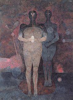 Dos Mujeres - Rufino Tamayo
