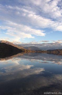 Glendhu Bay bei Sonnenaufgang - Neuseeland Natur pur