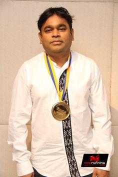 A. R. Rahman At Behindwoods Gold Medals 2013
