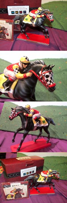 Horse Racing 429: 2015 Trail Of Painted Ponies Godspeed Thoroughbred Race Horses #4046347 Nib! -> BUY IT NOW ONLY: $41.25 on eBay!