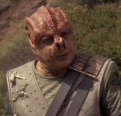 I loved Dathon, such a great episode but I would have loved to see more of him.