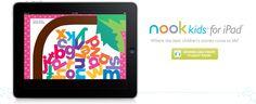 free nook for kids app