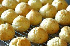 Bonbini!:savoury choux pastry