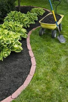 Landscaping on a Budget: A Better Lawn for Less! #LandscapingEdging #LandscapeEdging #LandscapingOnABudget