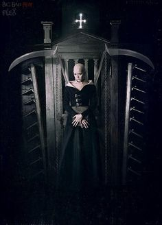 This image is like something out of Hellraiser - Stunning Photo Manipulations by Irina Istratova