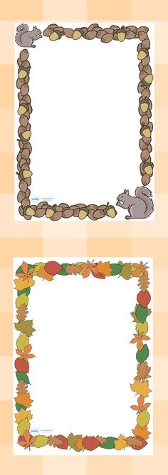 free animal writing paper printables activity primary lined twinkl resources fall page borders classroom for pre school Free Printable Stationery, Printable Paper, Printable Labels, Borders For Paper, Borders And Frames, Scrapbook Frames, Autumn Display, Page Borders, Clip Art