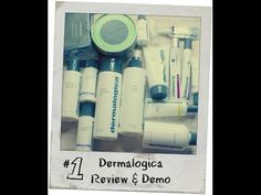 Dermalogica- Review & Face Mapping Demo - YouTube