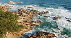 The beautiful Garden Route is one of South Africa's highlights!