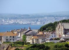 Penzance (Cornish: Pensans) is a town, civil parish, and port in the Penwith district of Cornwall, England, UK.