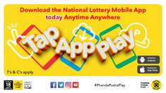 Ithuba National Lottery | Home Winning Lottery Numbers, National Lottery, App Landing Page, The End Game, Game Update, Mail Marketing, Amazon Gifts, Mobile App, How To Apply