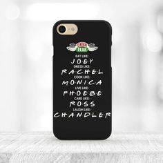 Friends TV Show iPhone 7 plus Case Friends iPhone 8 Case Samsung case Friends iPhone X Case for S phone cases from our store and get up to off. Funny Phone Cases, Iphone Phone Cases, Iphone 8 Cases, Phone Covers, Iphone 8 Plus, Friends Tv Show, Samsung S9, Samsung Cases, Samsung Galaxy