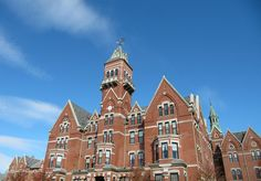After all that witchcraft hysteria...I found myself at the Danvers Insane Asylum by Star Cat, via Flickr