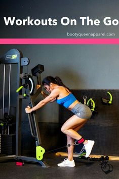 Hotel Workouts for Travel Queens Lifting Workouts, Fit Board Workouts, Fun Workouts, At Home Workouts, Fitness Workouts, Glute Workouts, Fitness Tips, Hotel Workout, Travel Workout