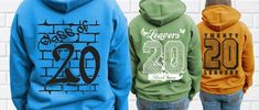 18 NEW Hoodies Designs for 2020