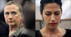Huma Abedin In BIG TROUBLE As FBI Learns Dirty Thing She Did Back In June