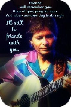 The Today Song by John Denver - lyrics, meaning and video soundtrack. Today while the blossoms still cling to the vine, I'll taste your strawberries, Ill drink John Denver, Music Tv, Music Songs, Gospel Music, Aspen, Sunshine Music, Colorado, I Will Remember You, Star Wars