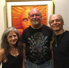 Thanks to Dennis McKenna who graced CoSM with his wisdom and perspective on consciousness and the imagination. Thanks to all the community that came out to be with a legendary altered statesman.