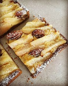 Tarte Bourdaloue, noix de pécan - En-K de gourmandises French Toast, Breakfast, Food, Apple Pie, Morning Coffee, Eten, Meals, Morning Breakfast, Diet