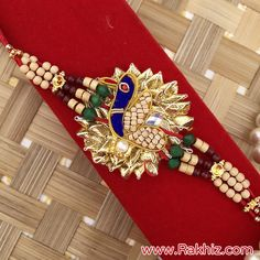 These made up of ( ki Lakdi) and look very decent and perfect for your Brother. He will love and miss you while tieing it on his wrist. Rakhi Pic, Rakhi To Usa, Lord Shiva Pics, Buy Rakhi Online, Send Rakhi To India, Rakhi Making, Rakhi Design, Mehndi Designs For Beginners, Happy Rakshabandhan