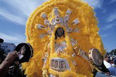 Mardi Gras Indians   Black Mardi Gras Indians