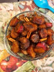 Mexican Candied Sweet Potatoes