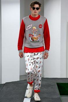 Kit Neale Spring 2015 | Men's London Fashion Week