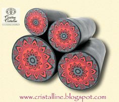Cristalline fimo, tuto et bijoux en polymère