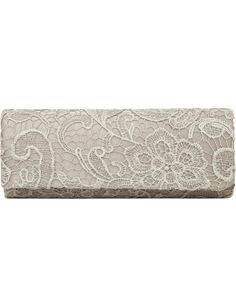 Gregory Ladner - Chantilly Full Lace Clutch $69.95