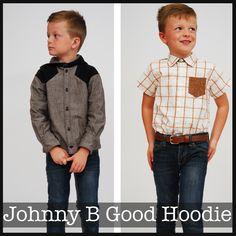 Johnny B Good Hoodie — ShwinDesigns