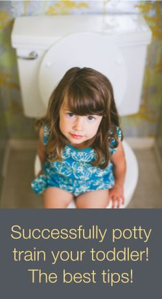 Researched tips and advice for potty training! Some gems in here