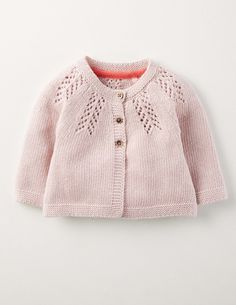 Mini Boden Cosy Baby Cardigan