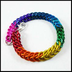 Chainmaille Jewelry: Some examples of chainmaille jewelry: