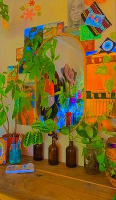 Indie Room Decor, Indie Bedroom, Cute Room Decor, Aesthetic Room Decor, Hippie Bedrooms, Boho Decor, Teen Bedroom, Room Ideas Bedroom, Bedroom Decor
