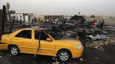At least 21 killed as deadly blasts hit Iraqi capital Baghdad http://aje.io/7hd5