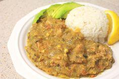 Sango de Verde - Ecuadorian green plantain stew