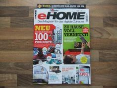 eHOME 1/2014 Computer Bild Magazin fürs digitale Zuhause