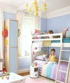 Use these tricks to avoid problems when your children share the same bedroom.