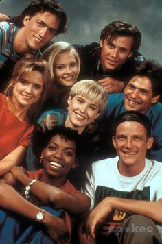 Melrose Place original cast