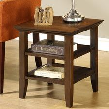 Walnut End Tables | Wayfair