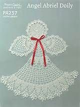 Crochet Pattern Angel Abriel