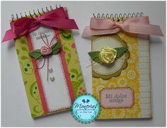 Libretas Alteradas disponibles en la tienda.Altered notebook.  Notebook. Cuaderno decorado. Libro alterado. Book.