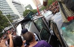 Anti-Japanese Protests in Shenzhen