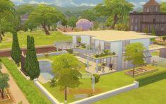 Casa moderna The sims 4- Modern House The Sims 4