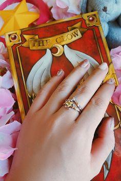 Star Jewelry, Girls Jewelry, Rose Gold Jewelry, Moon Necklace, Star Necklace, Sailor Moon Jewelry, Kawaii Jewelry, Anime Gifts, Magical Jewelry