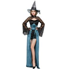 Witch Costumes, Adult Costumes, Halloween Costumes, Halloween Fancy Dress, Wonder Woman, Superhero, Cotton, Magic, Number